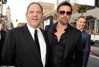 "Brad Pitt: Γυρίζει ταινία με τα ρεπορτάζ για τα ""άπλυτα"" των σεξουαλικών παρενοχλήσεων του Harvey Weinstein - Κυρίως Φωτογραφία - Gallery - Video"