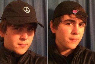 Σοκάρει ο 17χρονος Έλληνας μακελάρης του Τέξας: «Άφησα όσους συμπαθούσα να ζήσουν» - Κυρίως Φωτογραφία - Gallery - Video