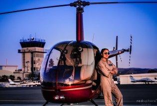 Top Woman η 22χρονη Μπέθανι Χερνάντεζ - Είναι πιλότος ελικοπτέρου και εκπαιδεύτρια πτήσεων! (ΦΩΤΟ - ΒΙΝΤΕΟ)   - Κυρίως Φωτογραφία - Gallery - Video