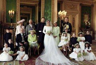 Βρες το λάθος! Τι δεν πάει καλά στο επίσημο πορτραίτο από τον γάμο του Harry & της Meghan με όλη τη βασιλική οικογένεια; - Κυρίως Φωτογραφία - Gallery - Video