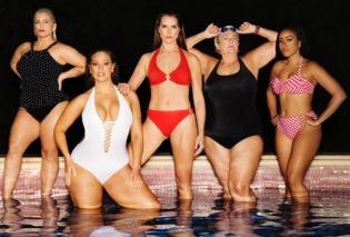 Μαγιό για όλες: Ψηλές, κοντές, εύσωμες ή μακρόταλες; Οι celebrities swimsuitsforall  - Κυρίως Φωτογραφία - Gallery - Video