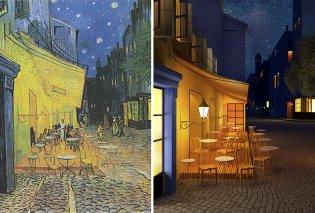 Πασίγνωστοι πίνακες ζωγραφικής ξαναδημιουργούνται μέσω υπολογιστή & το αποτέλεσμα είναι εντυπωσιακό! (ΦΩΤΟ) - Κυρίως Φωτογραφία - Gallery - Video