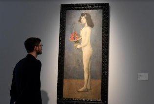 Αυτό το κοριτσάκι του Πικάσο πωλήθηκε στην πιο εξωφρενική τιμή- Ανήκε στον μεγιστάνα Ροκφέλερ (ΦΩΤΟ) - Κυρίως Φωτογραφία - Gallery - Video