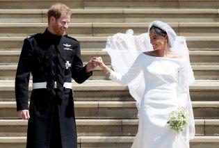 Γάμος Harry - Meghan: Το απίστευτα μεγάλο ποσό που δόθηκε για τον γάμο τους - Κυρίως Φωτογραφία - Gallery - Video