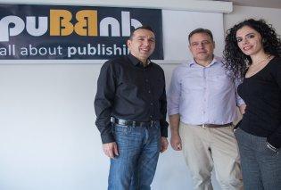 Αποκλ.: Made in Greece η PuBBuh: Φτιάχνετε μόνοι σας το ηλεκτρονικό σας βιβλίο – Γίνετε εκδότες για να σας διαβάσουν σε όλο τον πλανήτη - Κυρίως Φωτογραφία - Gallery - Video