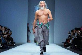Κινέζος 81 ετών είναι το γηραιότερο μοντέλο του κόσμου - 3 ώρες γυμναστική την ημέρα έτοιμος για Χόλιγουντ (ΦΩΤΟ & VIDEO) - Κυρίως Φωτογραφία - Gallery - Video