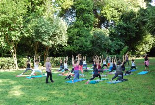 Κάντε yoga και pilates στο κέντρο της Αθήνας - Κυρίως Φωτογραφία - Gallery - Video