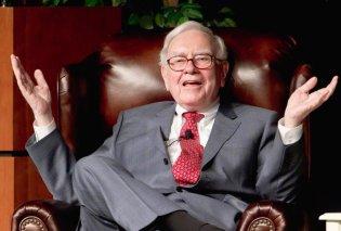 Ανώνυμος πλειοδότης θα πληρώσει 3 εκατομμύρια για να γευματίσει με τον μεγιστάνα Ουόρεν Μπάφετ - Θα ρωτήσει ότι θέλει  - Κυρίως Φωτογραφία - Gallery - Video
