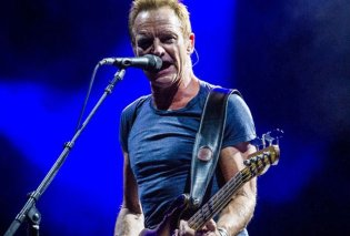 Βίντεο: Η στιγμή που ο Sting σκουπίζει τη σκηνή στο Ηρώδειο μετά τη μπόρα - Το κοινό τον κατάχειροκροτεί  - Κυρίως Φωτογραφία - Gallery - Video