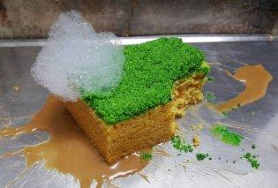 Πολύ... coοl ο σεφ ζαχαροπλαστικής: Δημιουργεί τόσο ρεαλιστικά γλυκά να μοιάζουν πχ με σφουγγαράκι της κουζίνας που διστάζεις... (ΦΩΤΟ) - Κυρίως Φωτογραφία - Gallery - Video