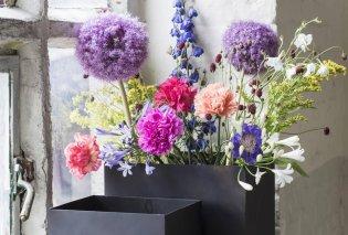 29 μοναδικά βάζα με λουλούδια για να εμπνευστείτε & να ομορφύνετε τον χώρο σας (ΦΩΤΟ) - Κυρίως Φωτογραφία - Gallery - Video