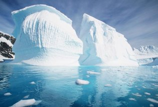 Κόκκινο στην Ανταρκτική - Οι πάγοι λιώνουν ανεβαίνει η θάλασσα: Εκατοντάδες πόλεις θα πνιγούν - Θα αλλάξει ο παγκόσμιος χάρτης   - Κυρίως Φωτογραφία - Gallery - Video