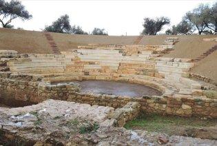 Good news: Ανοίγει ύστερα από 17 αιώνες το Αρχαίο Θέατρο της Απτέρας στα Χανιά - Αρχίζει με ραψωδία από την Οδύσσεια - Κυρίως Φωτογραφία - Gallery - Video