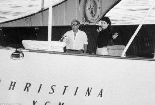 Ναύπλιο: Κατέπλευσε η θρυλική θαλαμηγός του Ωνάση, «Χριστίνα» -Εκεί που ανέβηκαν ηγέτες και βασιλιάδες (Φωτό & Βίντεο) - Κυρίως Φωτογραφία - Gallery - Video