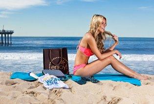 Αυτές είναι οι πιο μοδάτες προτάσεις για τσάντες θαλάσσης από γνωστά καταστήματα! Με ρίγες, ψάθινη ή με φούντες (ΦΩΤΟ) - Κυρίως Φωτογραφία - Gallery - Video
