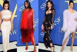 Φωτό- βίντεο: Κόκκινο χαλί μέσα στο καλοκαίρι! Τα Όσκαρ της μόδας & πως ντύθηκαν οι διάσημες- Οι νικητές των CFDA 2018 - Κυρίως Φωτογραφία - Gallery - Video