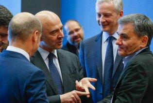 Αυτά είναι τα αποτελέσματα του Eurogroup στο Λουξεμβούργο - Δείτε σε βίντεο Λαγκάρντ, Ρέγκλινγκ, Γιούνκερ, Μοσκοβισί, Σεντένο - Όλη η συμφωνία (VIDEO) - Κυρίως Φωτογραφία - Gallery - Video