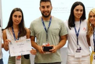 Καταπληκτική είδηση - Μade in Greece το «Space Agrobox»: 2 Έλληνες φοιτητές δημιούργησαν φρέσκο φαγητό για αστροναύτες! - Κυρίως Φωτογραφία - Gallery - Video