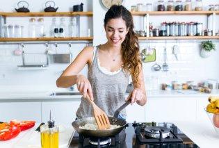 Σπύρος Σούλης: «Πόσες φορές μπορώ να τηγανίζω με το ίδιο λάδι;» - Κυρίως Φωτογραφία - Gallery - Video