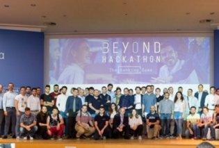 3ος Περιφερειακός Διαγωνισμός FinTech «Beyond Hackathon» από το Κέντρο Καινοτομίας της Eurobank - Κυρίως Φωτογραφία - Gallery - Video