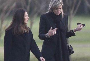 Η Βασίλισσα Μάξιμα παρευρέθηκε στην κηδεία της αδερφής της που αυτοκτόνησε - Κυρίως Φωτογραφία - Gallery - Video