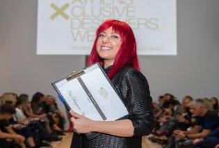 Αποκλ. – Η διακεκριμένη σχεδιάστρια από την Vogue Italia Μαρία Βυτινίδου «διδάσκει» Fashion Design & Business στην 1η Θερμοκοιτίδα Μόδας στην Ελλάδα – Ο «ναός» της μόδας συναντά την τεχνολογία - Κυρίως Φωτογραφία - Gallery - Video
