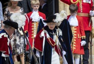 Με μεγάλη επισημότητα & λαμπερές παρουσίες η βασίλισσα Ελισάβετ γιόρτασε τα 700 χρόνια του εμβληματικού Τάγματος των Ιπποτών Garter (ΦΩΤΟ)  - Κυρίως Φωτογραφία - Gallery - Video