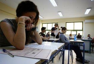 Με Μαθηματικά συνεχίστηκαν οι Πανελλαδικές Εξετάσεις στα ΕΠΑΛ - Κυρίως Φωτογραφία - Gallery - Video