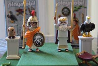 Όταν οι θεοί του Ολύμπου έγιναν Playmobil, τότε όλοι άρχισαν να παίζουν με τον Δία, την Ήρα και την Αφροδίτη (Φωτό & Βίντεο) - Κυρίως Φωτογραφία - Gallery - Video