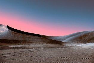 Καθηλώνουν & υπνωτίζουν οι σεληνιακές εικόνες από την ροζ έρημο της Νεβάδα (ΦΩΤΟ) - Κυρίως Φωτογραφία - Gallery - Video