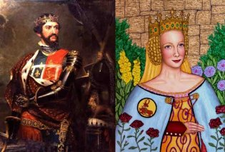 Vintage story: Όταν ο Εδουάρδος ή «Μαύρος Πρίγκηπας» παντρεύτηκε την καλλονή χήρα με 3 παιδιά κόμισσα του Κεντ  - Κυρίως Φωτογραφία - Gallery - Video