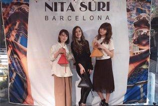 Νina Suri : Oι πιο ελαφριές τσάντες στον κόσμο μόλις 400 γρ έχουν έμπνευση τον Νταλί τον Γκάουντι & τον Πικάσο ! - Ότι πιο εντυπωσιακό έχω δει (ΦΩΤΟ) - Κυρίως Φωτογραφία - Gallery - Video
