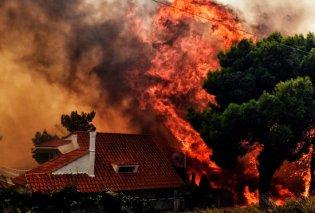 Εθνική τραγωδία με τουλάχιστον 50 νεκρούς, ανάμεσά τους & παιδιά- Η ολική καταστροφή σε Μάτι- Κόκκινο Λιμανάκι- Οι 30 που κάηκαν σε χωράφι (ΦΩΤΟ-ΒΙΝΤΕΟ) - Κυρίως Φωτογραφία - Gallery - Video