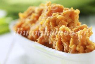 Γευστικότατος και απλός πουρές γλυκοπατάτας με μουστάρδα από τη Ντίνα Νικολάου - Κυρίως Φωτογραφία - Gallery - Video