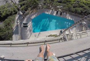 Balconing: Το πιο επικίνδυνο φαινόμενο - Ήδη 3 νεκροί νεαροί - Πέφτουν στην πισίνα από το μπαλκόνι - Κυρίως Φωτογραφία - Gallery - Video
