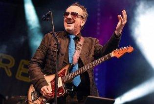 Πάσχει από καρκίνο ο Elvis Costello - Ακύρωσε τις συναυλίες του - Κυρίως Φωτογραφία - Gallery - Video