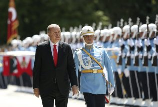 LIVE: Η ορκωμοσία του Ρετζέπ Ταγίπ Ερντογάν - Η Τουρκία μετατρέπεται σε Προεδρική Δημοκρατία - Κυρίως Φωτογραφία - Gallery - Video