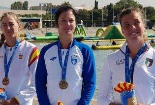 Απόλυτη επιτυχία για την Ελλάδα στους αγώνες της Ταραγόνα- Έξι μετάλλια για τα ελληνικά κουπιά- 2 χρυσά - Κυρίως Φωτογραφία - Gallery - Video