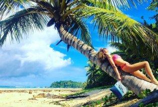 Τα αδιάβροχα τσαντάκια παραλίας «Lucky Bags» της Μαρίνας Βερνίκου φτιάχνονται με αγάπη & σκοπό να δώσουν ελπίδα και τύχη στα παιδιά που το χρειάζονται - Κυρίως Φωτογραφία - Gallery - Video