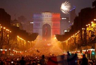 Πανηγυρισμοί & έκτροπα στην Πόλη του Φωτός- 1 εκατ. Γάλλοι στους δρόμους, 2 νεκροί- Πάθος & συμπλοκές (ΦΩΤΟ- ΒΙΝΤΕΟ) - Κυρίως Φωτογραφία - Gallery - Video