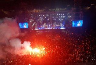 Φωτό- βίντεο- 30 χρόνια Πυξ Λαξ: Μια συναυλία που συγκίνησε τους χιλιάδες followers του θρυλικού συγκροτήματος - Κυρίως Φωτογραφία - Gallery - Video