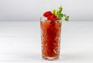 Δημιουργήστε μόνοι σας ένα δροσιστικό κοκτέιλ: Bloody Mary με οδηγίες του εξαιρετικού μας Άκη Πετρετζικη!   - Κυρίως Φωτογραφία - Gallery - Video