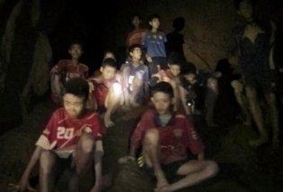 Τα μάτια του πλανήτη στραμμένα στην Ταϊλάνδη: Η ύστατη προσπάθεια για τη διάσωση των 12 παιδιών στο σπήλαιο (Φωτό & Βίντεο) - Κυρίως Φωτογραφία - Gallery - Video