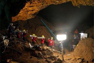Ταϊλάνδη: Διεσώθη ακόμα ένα παιδί από το σπήλαιο - Σε εξέλιξη η επιχείρηση - Κυρίως Φωτογραφία - Gallery - Video