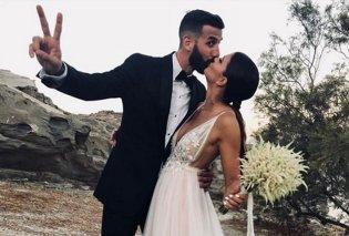 Γάμος στην Πάρο για τον Βλάντο Γιάνκοβιτς - Ο 28χρονος γιος του Μπόμπαν κι η πανέμορφη νύφη (Φωτό) - Κυρίως Φωτογραφία - Gallery - Video