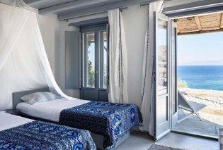 Το γαλλικό Elle Decoration με εξώφυλλο ένα θαυμάσιο εξοχικό σε ελληνικό νησί πάνω στην θάλασσα (ΦΩΤΟ) - Κυρίως Φωτογραφία - Gallery - Video