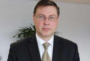 Ντομπρόβσκις: Πολύ λεπτή άσκηση η επιστροφή της Ελλάδας στις αγορές - Δεν υπάρχουν περιθώρια... - Κυρίως Φωτογραφία - Gallery - Video