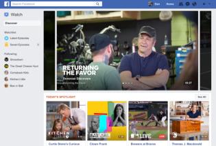 Παγκόσμια πρεμιέρα για το Facebook Watch - Θα ανταγωνιστεί τη Netflix, την Amazon, την Apple - Κυρίως Φωτογραφία - Gallery - Video