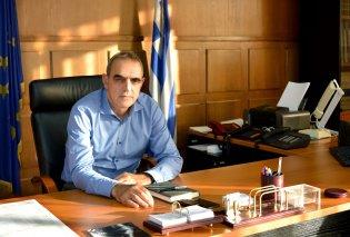 Παραιτήθηκε ο Γ.Γ. Πολιτικής Προστασίας, Γιάννης Καπάκης - Τον διαδέχεται ο Γιάννης Ταφύλλης - Κυρίως Φωτογραφία - Gallery - Video