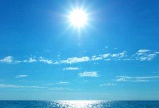 Αίθριος καιρός με 35 βαθμούς Κελσίου η θερμοκρασία σήμερα - Ισχυροί άνεμοι στο Αιγαίο - Κυρίως Φωτογραφία - Gallery - Video